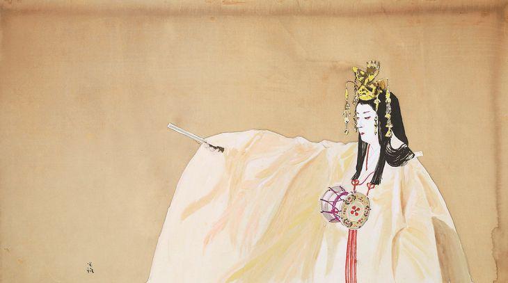 坂東玉三郎の羽衣