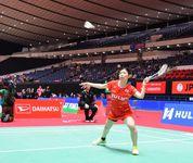 SL4女子シングルスで準優勝した藤野遼(はるか)選手。「パラリンピックの決勝で、(今大会優勝した中国人選手の)チェン・フーファンと当たるのが夢」
