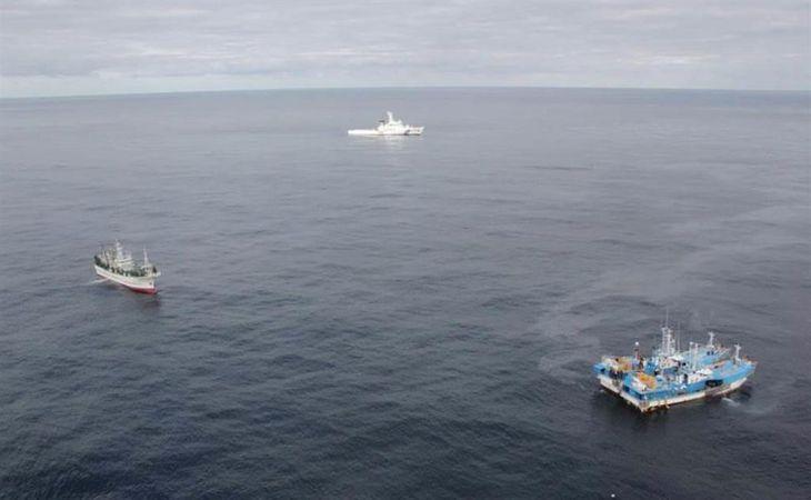 衝突船所属の山形県漁協、情報収集に追われる 「無事で良かった」