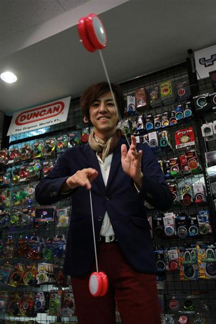 【トレンド日本】日本は「ヨーヨー」強国、トップ選手ゾロゾロ…今夏、東京で世界選手権 競技用ヨーヨーも日本製が人気
