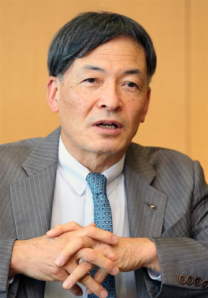 静岡県の難波喬司副知事