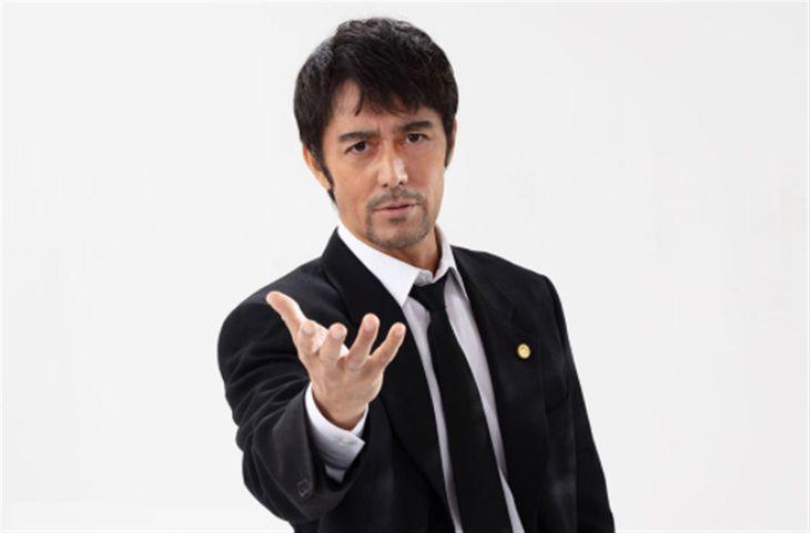 「ドラゴン桜」で主演を務める阿部寛
