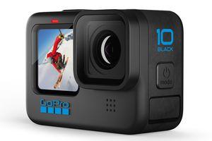 ウェアラブル動画カメラ「GoPro」シリーズの新機種「HERO10 Black」