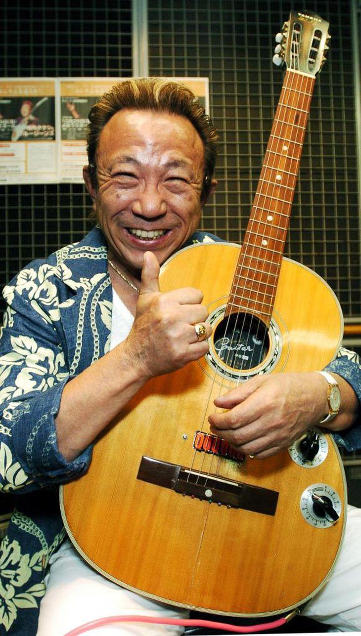 寺内タケシさん