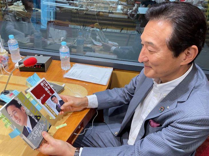 ニッポン放送の企画で、各候補の政策を詳しく比較した