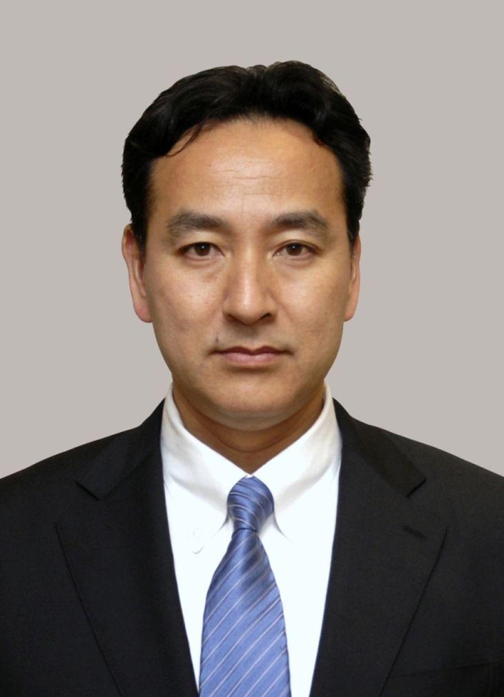山際大志郎氏