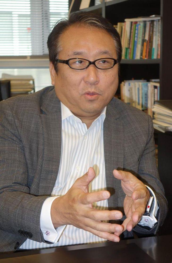 ナカニシ自動車産業リサーチ代表兼アナリスト 中西孝樹氏