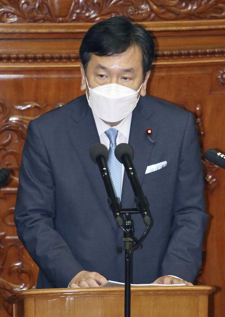 枝野幸男代表(共同)