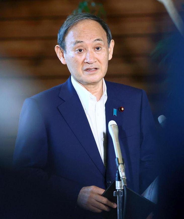 菅首相は、自民党支持層の「菅離れ」に直面している