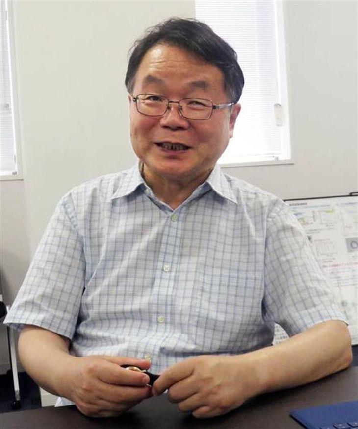 【科学の先駆者たち】細野秀雄・東京工業大教授 常識破る「鉄系」の高温超電導物質を発見