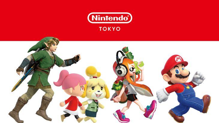 「Nintendo TOKYO」初のポップアップストア、パルコ5店舗に出店(C)Nintendo
