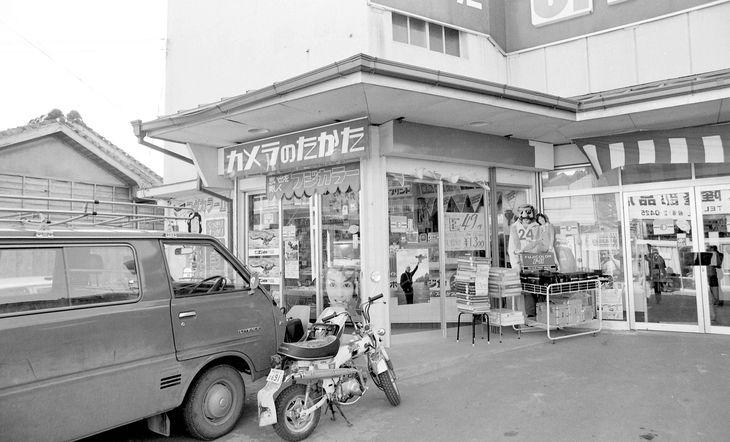 たった3坪の「カメラのたかた」松浦支店