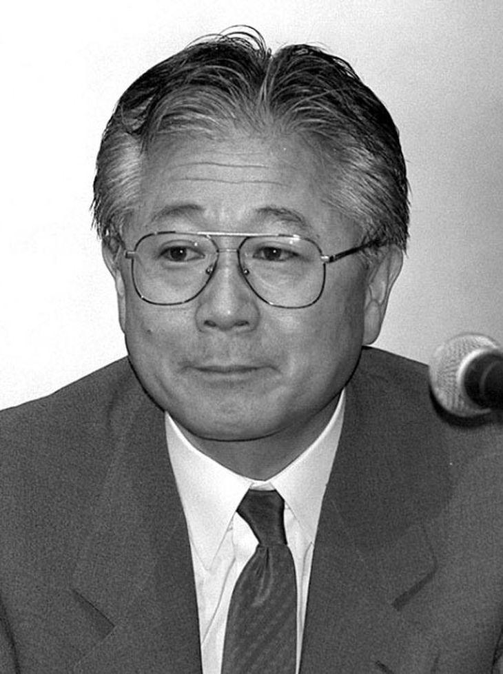 死去した沢井信一郎さん