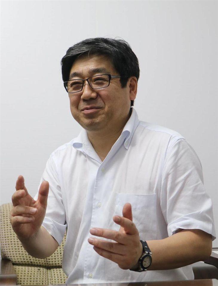 日本酒から新たなつながりを 出羽桜酒造社長 仲野益美さん(59)