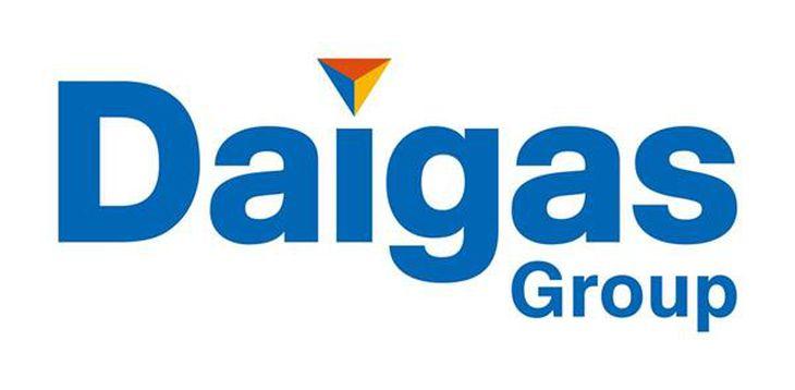 ダイガスグループのロゴ