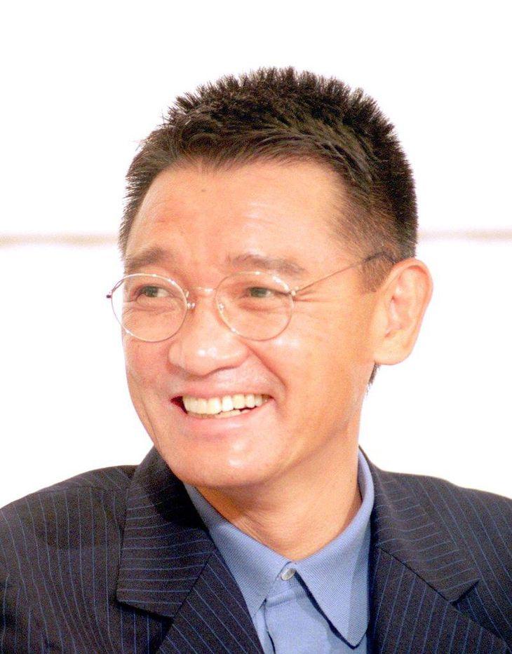 萩原健一さん=2001年5月31日