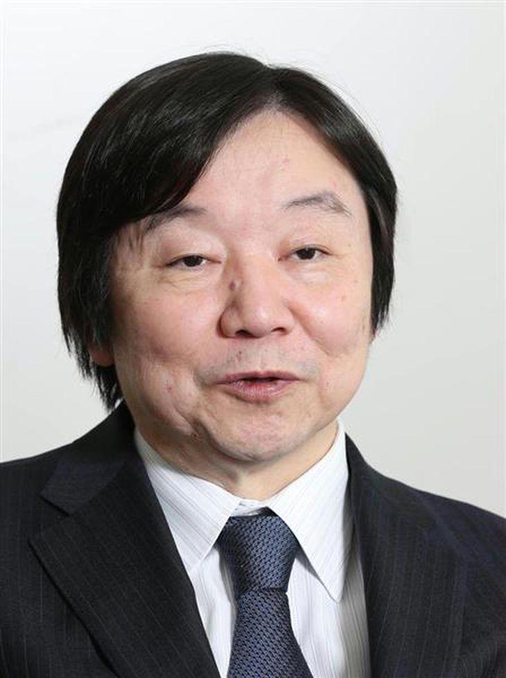 神谷万丈・防衛大教授(古厩正樹撮影)