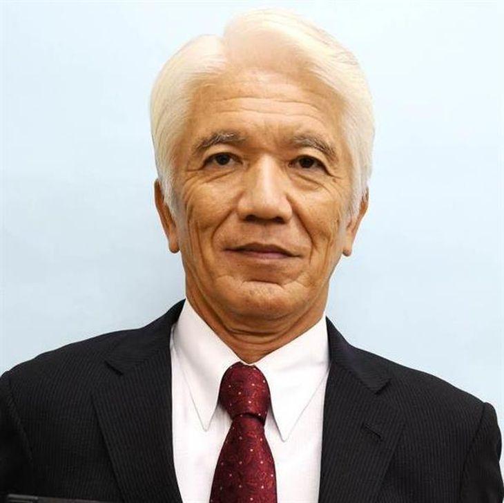 石川良三氏