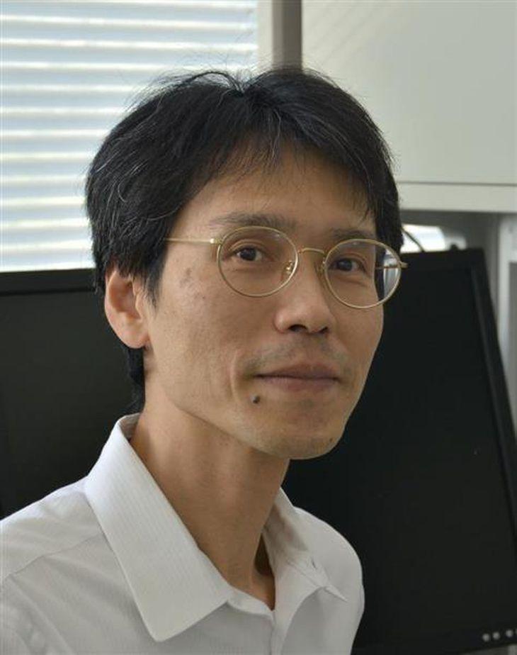 理研生命システム研究センター(QBiC)細胞シグナル動態研究グループ上級研究員の上村陽一郎さん