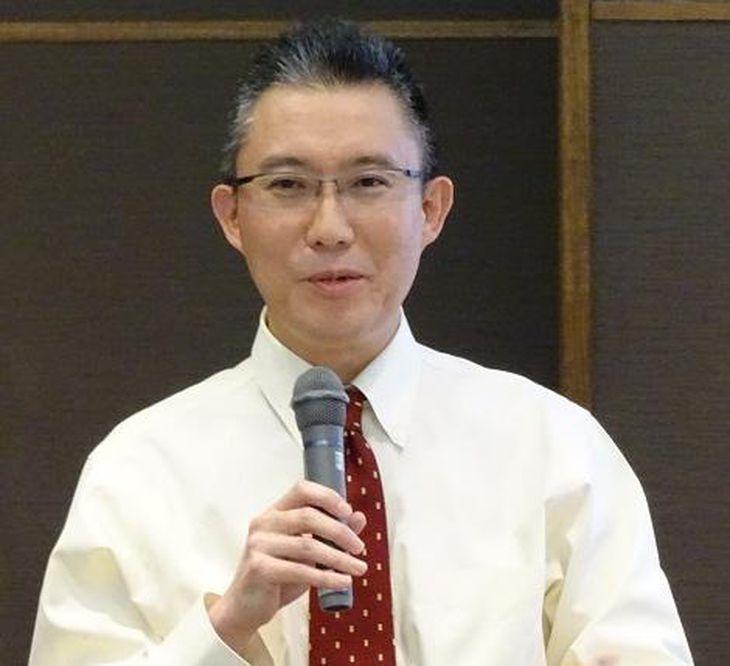 愛媛大学大学院医学系研究科疫学・予防医学講座 三宅吉博教授