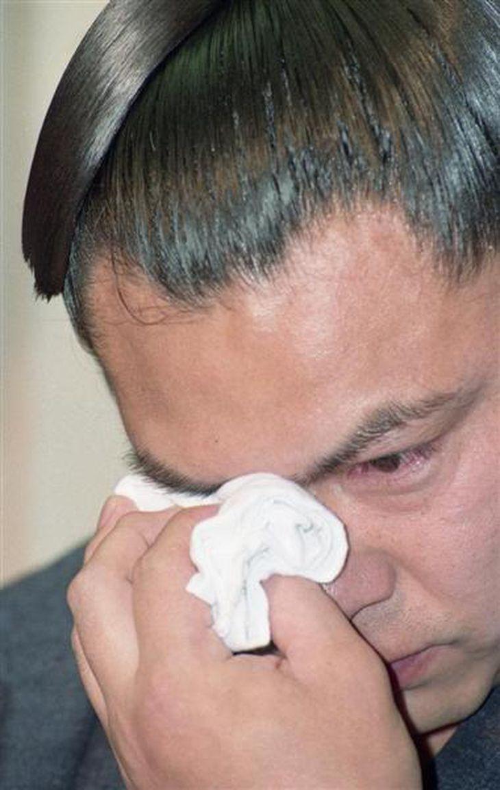 元横綱千代の富士の九重親方が死去、61歳 史上3位の優勝31度