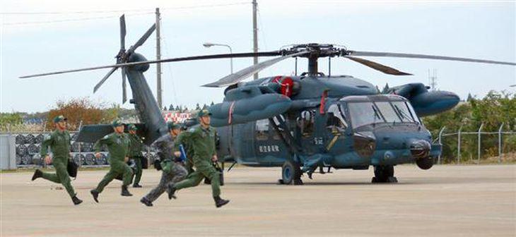 有事に秋田空港で「戦闘機」「哨戒機」使用は可能…佐竹知事「使えます。当然でしょ」