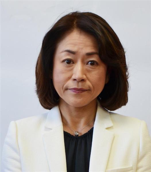 蔦田恵子氏