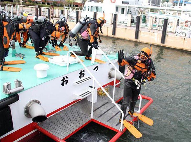 【関西の議論】「海猿」ならぬ「湖猿」、大津市消防局に水難救助隊…事故多発の琵琶湖で活躍する精鋭たち