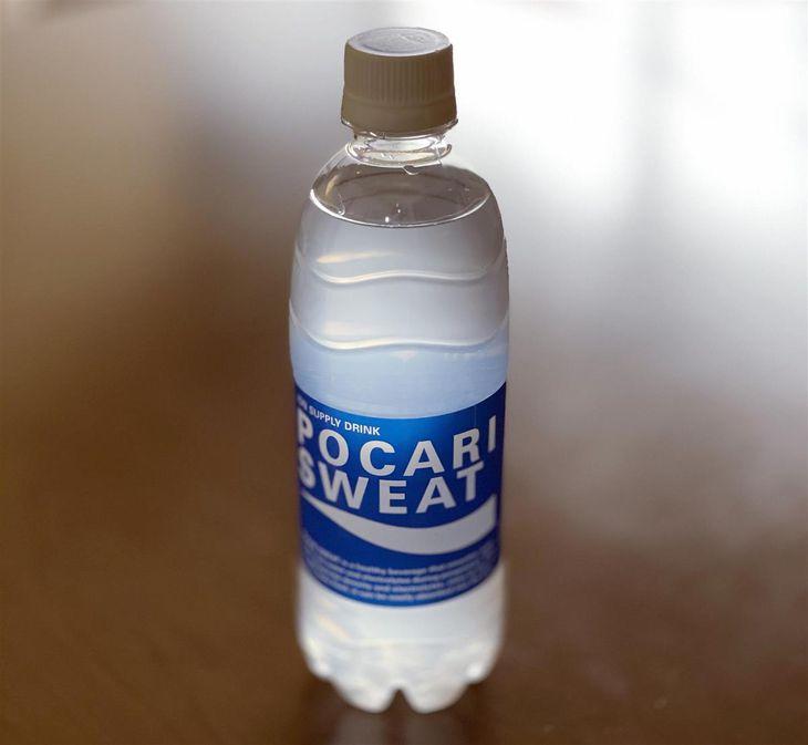 大塚製薬の「ポカリスエット」