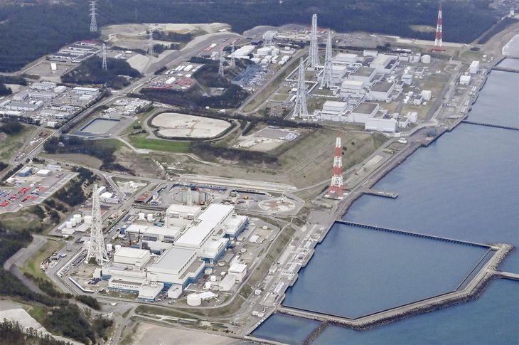 新潟県の東京電力柏崎刈羽原発