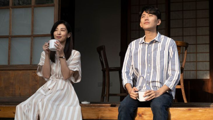 映画「初めての珈琲~第一杯珈琲~」の1シーン(SOLVFX提供)