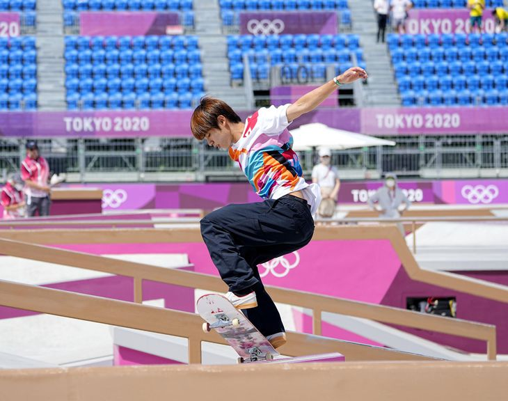 堀米が決勝へ スケートボード・ストリート - 産経ニュース