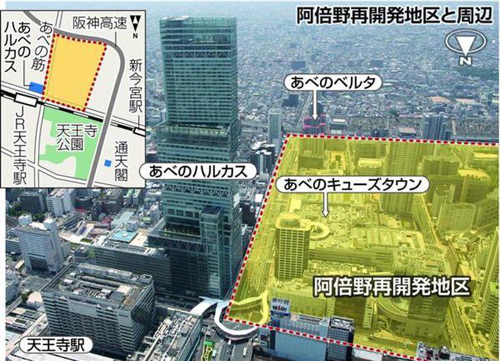 2千億円損失「リスク想定、組織甘く 外部チェックも入らず」阿倍野再開発で大阪市が検証報告
