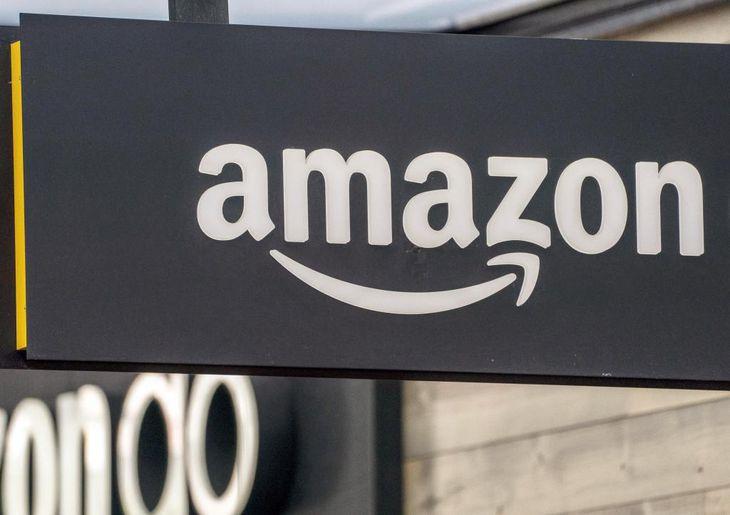 米西部シアトルにあるアマゾンの実店舗(ゲッティ=共同)