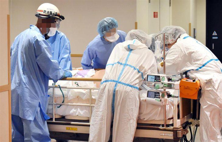 医療崩壊寸前、過酷な現場 近大病院「心身とも限界」