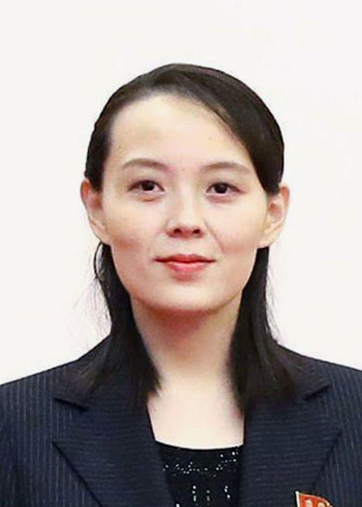北朝鮮の金与正朝鮮労働党副部長(聯合=共同)