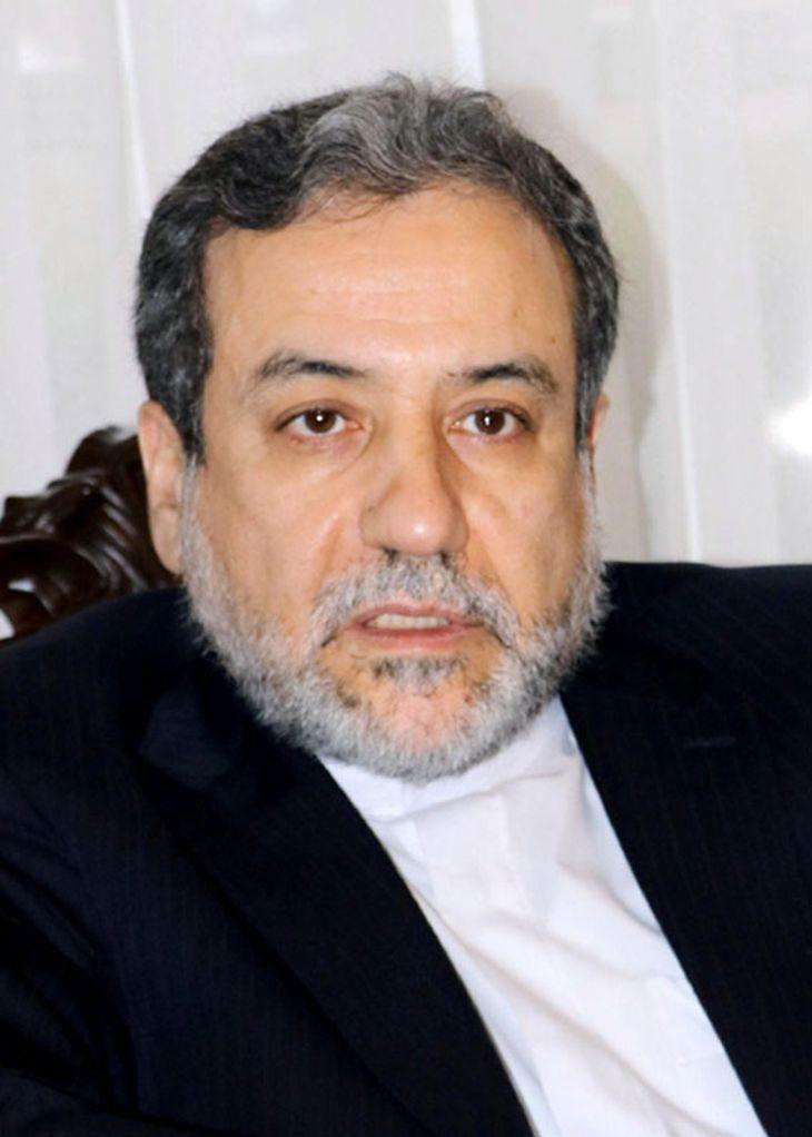イランのアラグチ外務次官
