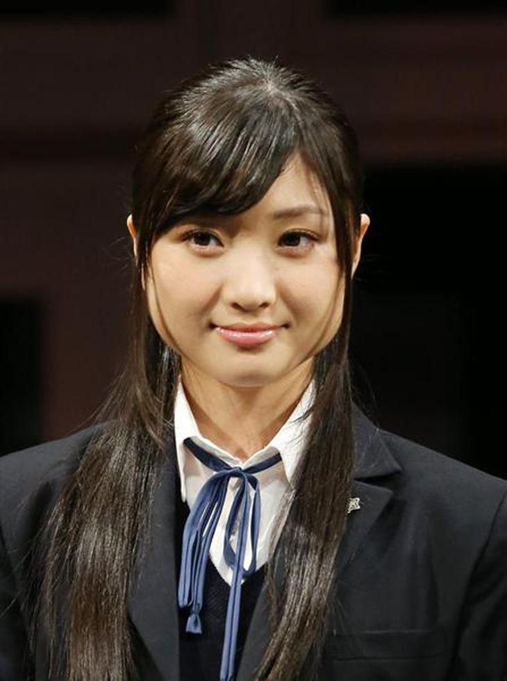 ももクロの「小さな巨人」有安杏果さん 埼玉・富士見市PR大使に