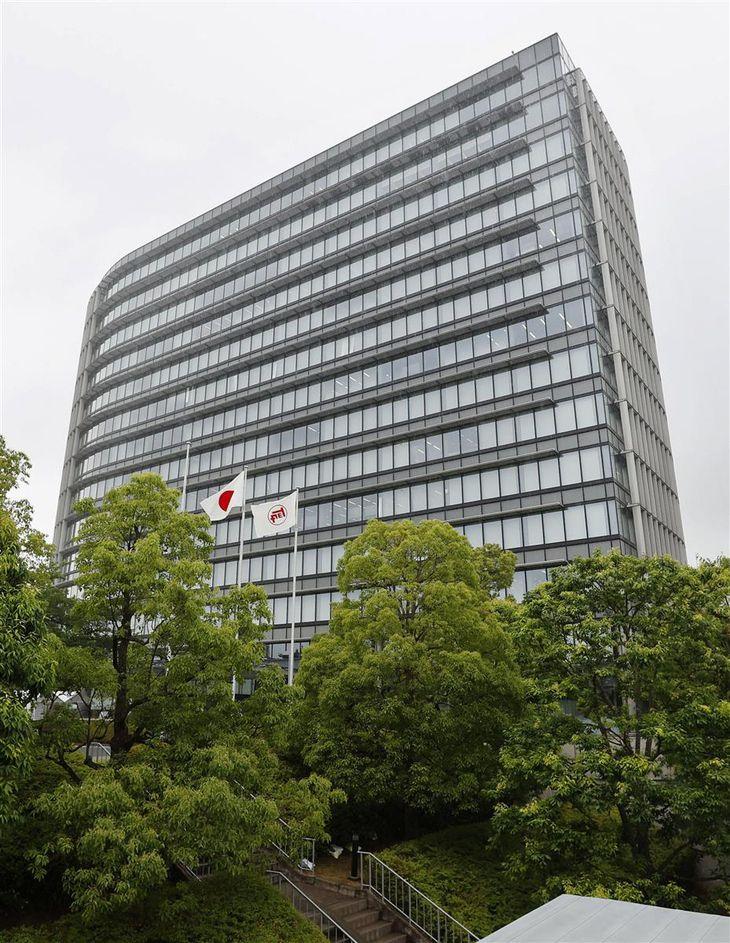 愛知県豊田市のトヨタ自動車本社