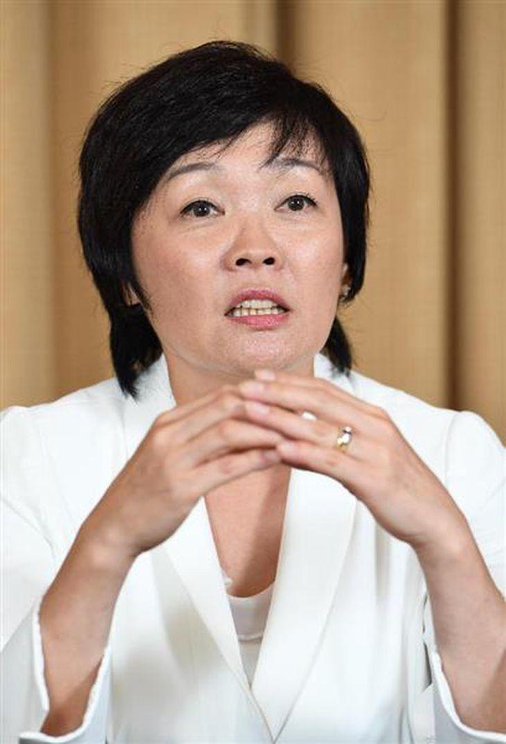 安倍昭恵・首相夫人(寺河内美奈撮影)