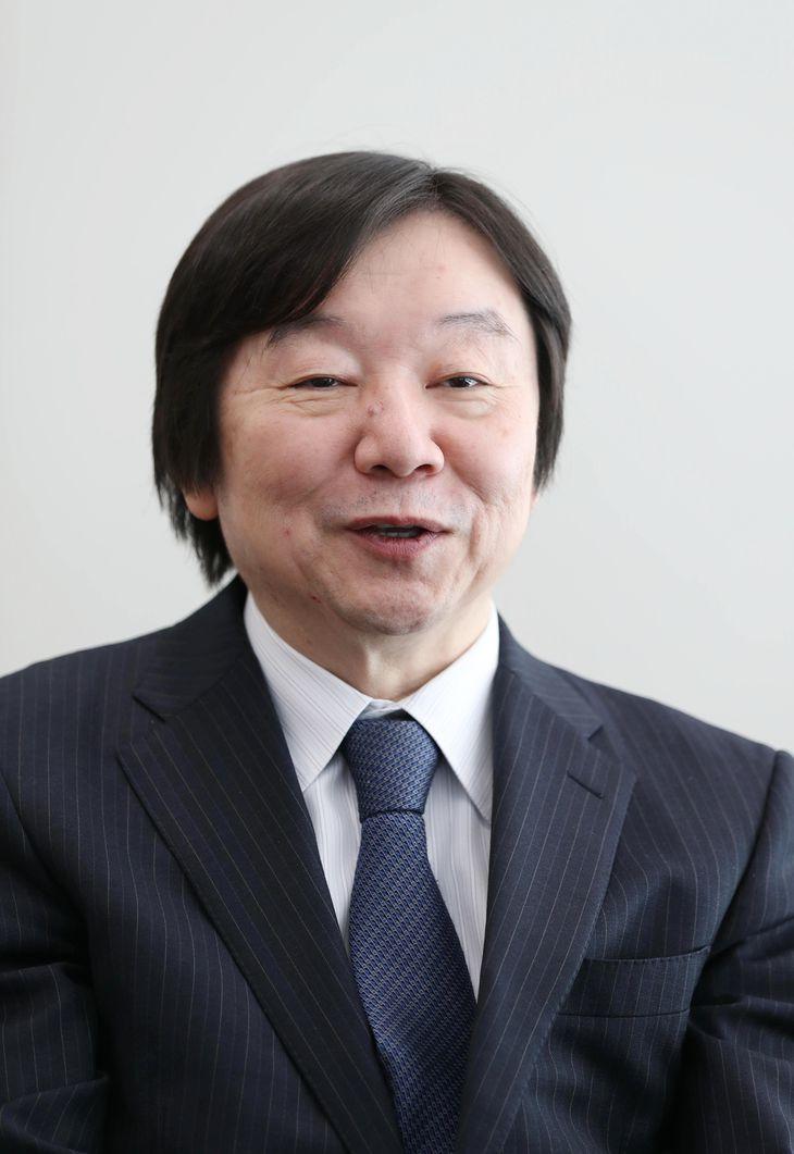 防衛大学校教授 神谷万丈(古厩正樹撮影)