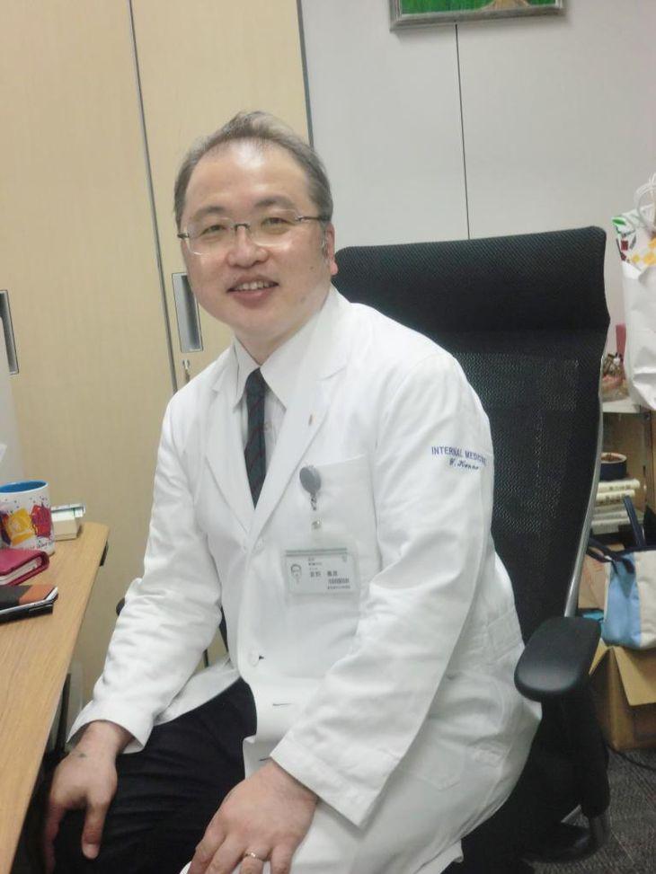 東京医科大学病院の菅野義彦副院長