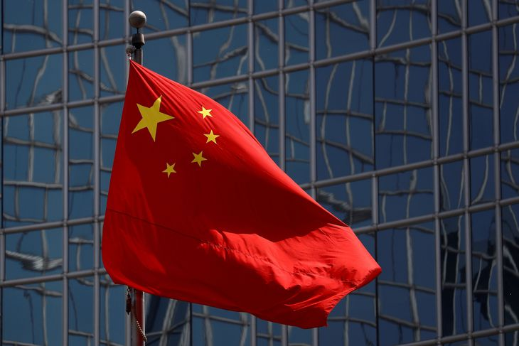 中国国旗=北京(ロイター)