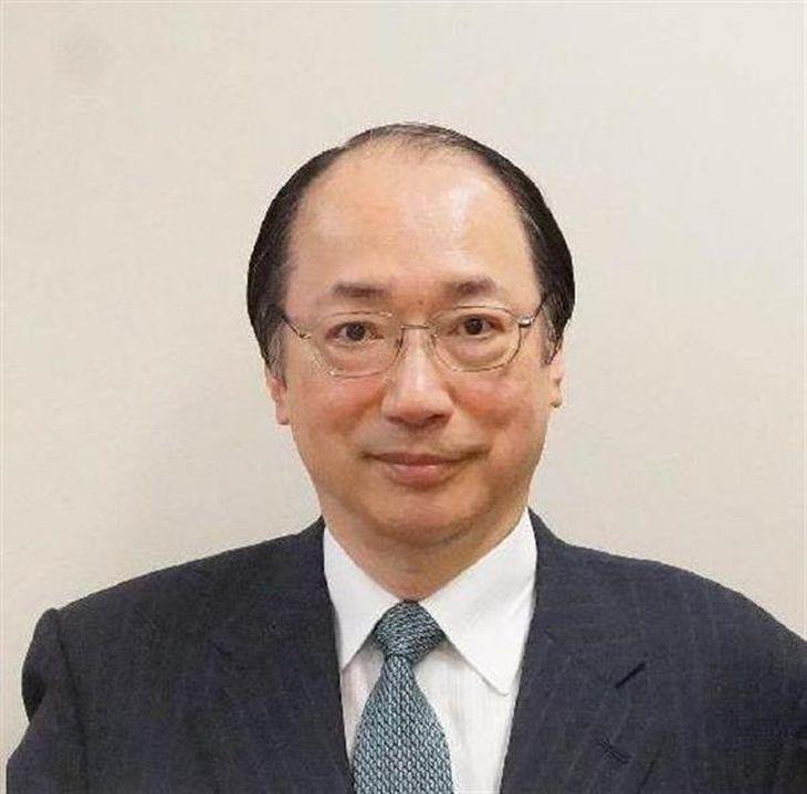 中川雅治氏