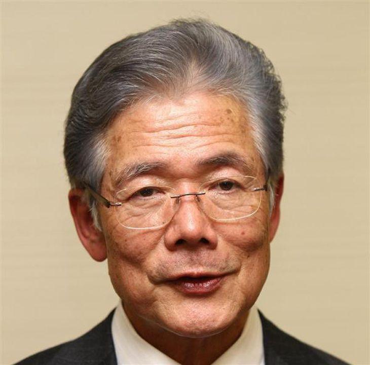 平松邦夫前大阪市長。橋下徹市長に敗れた前回市長選の雪辱をかけ、知事選出馬に強い意欲を示した