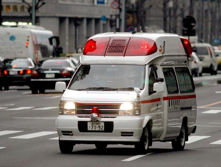 救急車を呼ぶタイミングを見誤らないことが大切