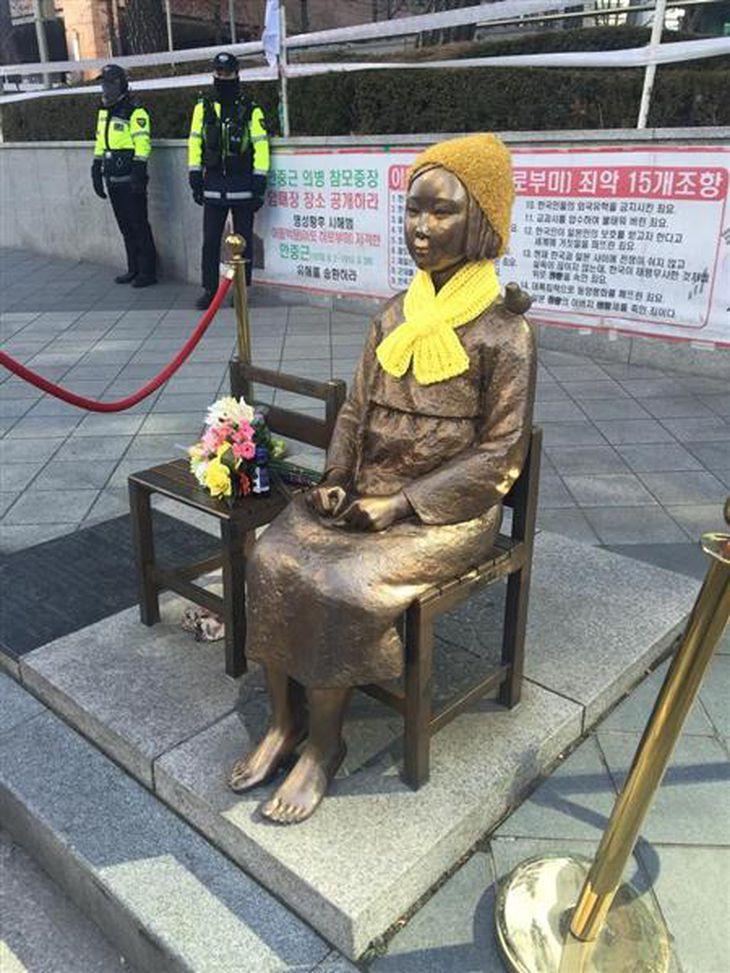 【「慰安婦」日韓合意】強制連行を国連で否定へ 政府、来月初報告へ
