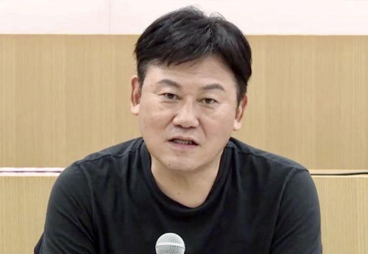 楽天グループの三木谷浩史会長兼社長