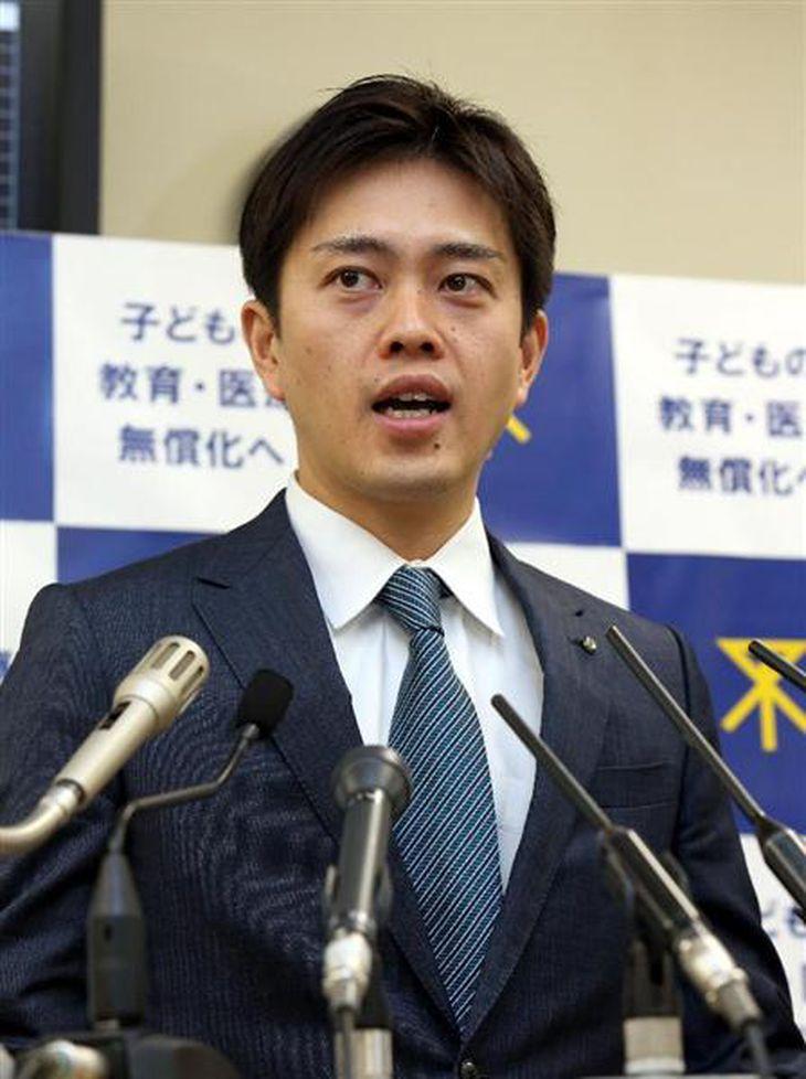 吉村洋文大阪市長