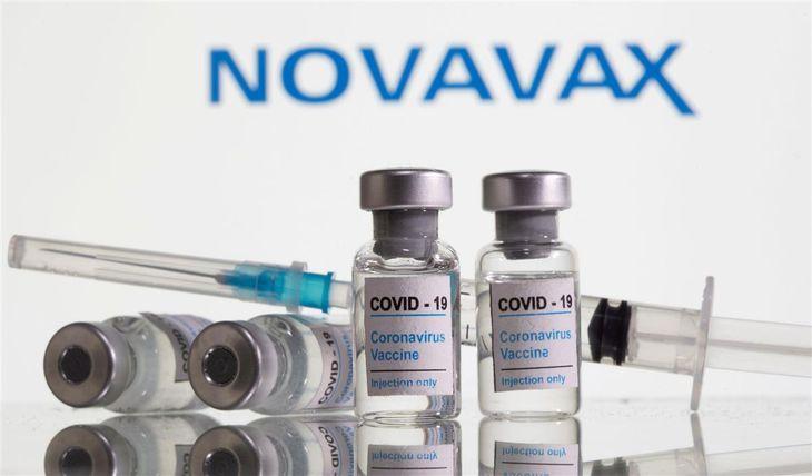 米ノババックスの新型コロナウイルスワクチン(ロイター)